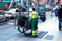 Madrid gasta 245 millones en su limpieza viaria